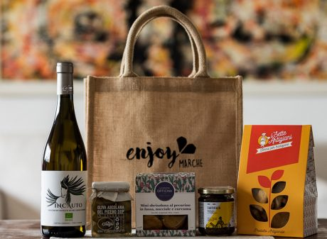 food bag aperitivo enjoy marche