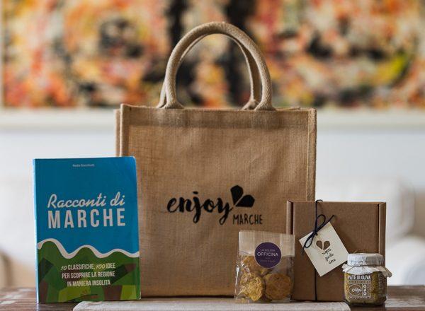 food bag letteraria picena enjoy marche