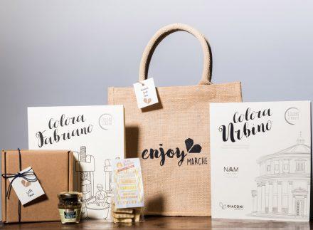 bag letteraria ducale juta enjoy marche idea regalo natale