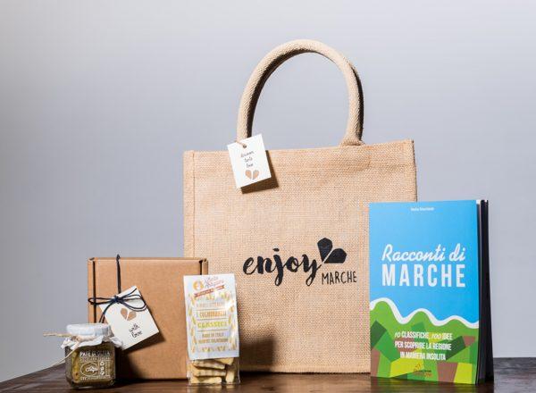 bag letteraria picena juta enjoy marche idea regalo natale