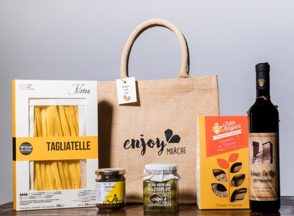 food bag juta tradizionale enjoy marche idea regalo natale