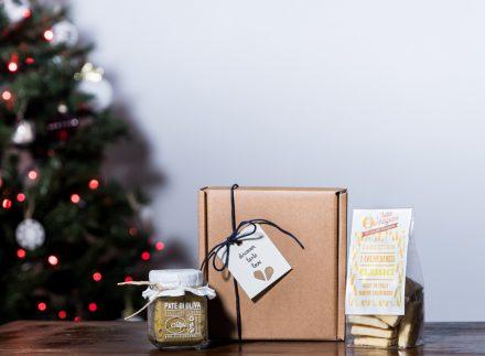 mini box aperitivo enjoy marche idea regalo natale